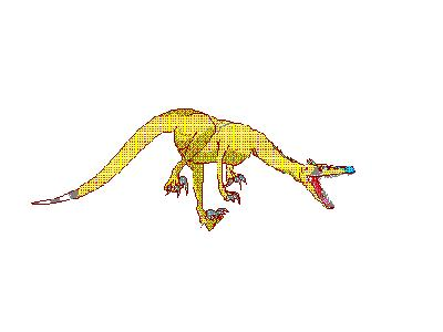 Logo Animals Dinosaures 019 Color