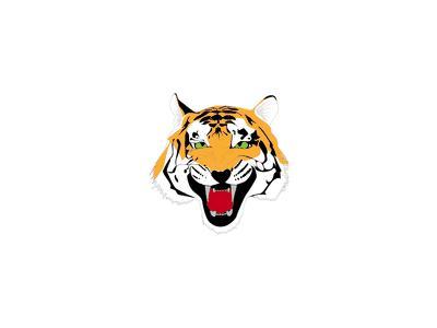 Logo Animals Jungle 007 Color