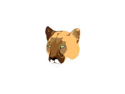 Logo Animals Jungle 009 Color