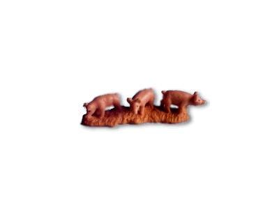 Logo Animals Pigs 003 Color