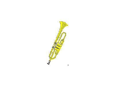 Logo Music Brass 088 Animated