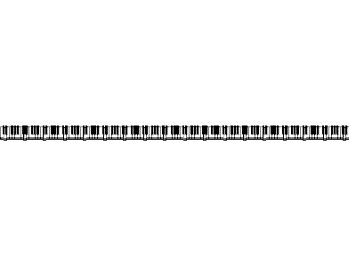 Logo Music Keyboards 045 Animated
