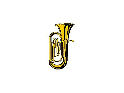 Logo Music Brass 104 Animated