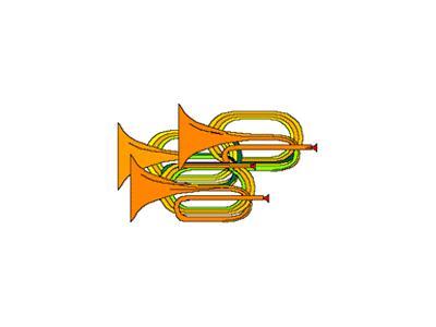 Logo Music Brass 083 Color