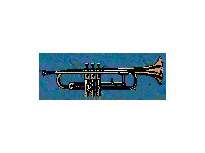 Logo Music Brass 074 Color