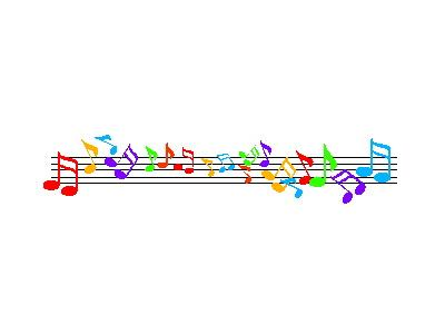 Logo Music Notes 112 Color