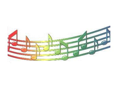 Logo Music Notes 229 Color
