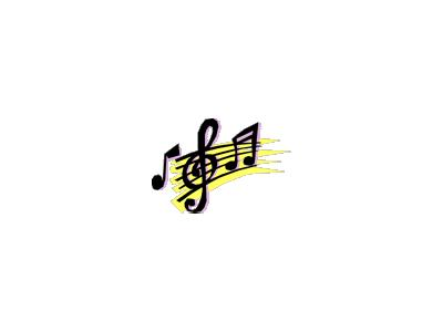 Logo Music Notes 200 Color