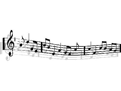 Logo Music Notes 223 Color