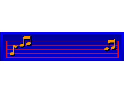 Logo Music Notes 086 Color