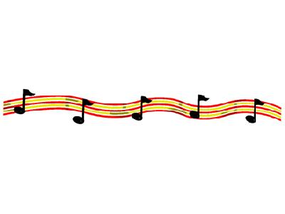 Logo Music Notes 225 Color