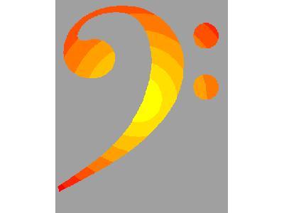 Logo Music Clefs 008 Color