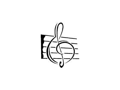 Logo Music Clefs 088 Color