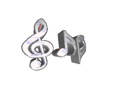 Logo Music Clefs 050 Color