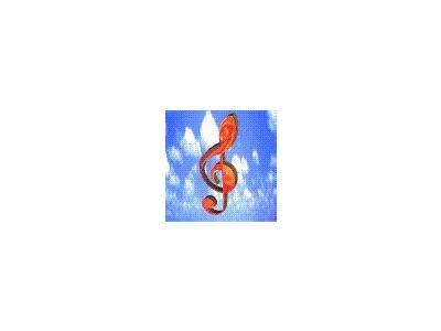 Logo Music Clefs 054 Color