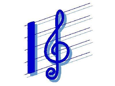 Logo Music Clefs 040 Color