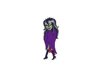 Greetings Vampire02 Animated Halloween