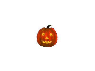Greetings Jackolantern05 Animated Halloween