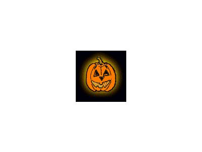 Greetings Jackolantern02 Animated Halloween