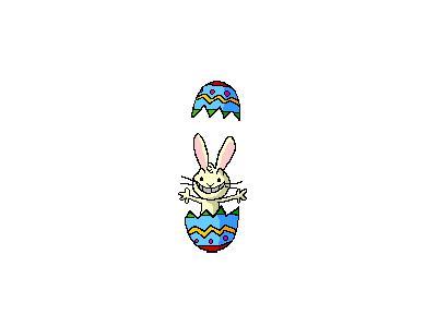Greetings Bunny08 Animated Easter