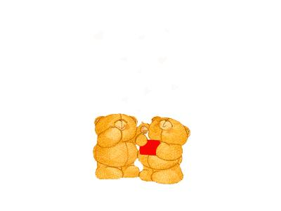 Greetings Bears01 Animated Valentine