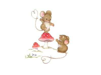 Greetings Mice01 Animated Valentine