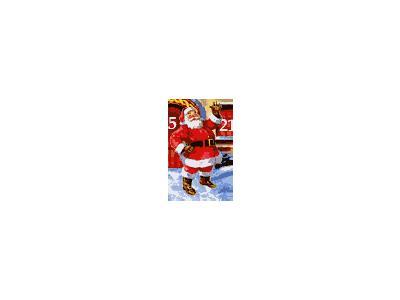 Greetings Santa35 Animated Christmas