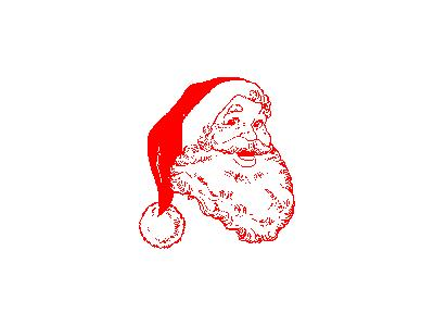 Greetings Santa30 Animated Christmas