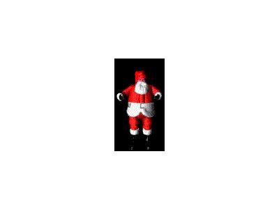 Greetings Santa03 Animated Christmas