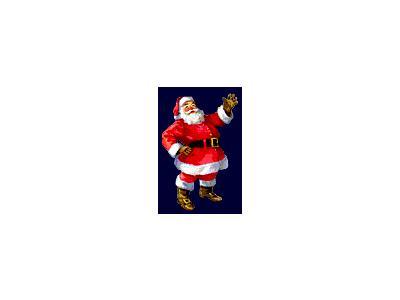 Greetings Santa18 Animated Christmas