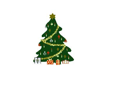 Greetings Tree05 Animated Christmas