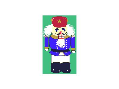 Greetings Nutcracker01 Animated Christmas
