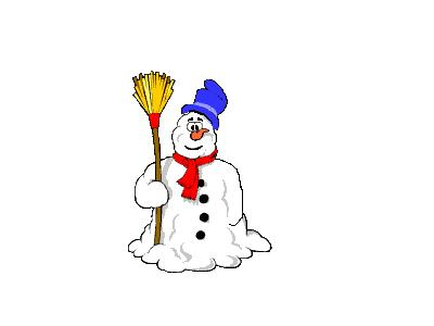 Greetings Snowman04 Animated Christmas