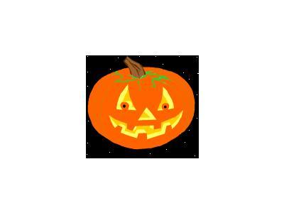 Greetings Jackolantern03 Color Halloween