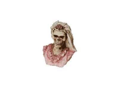 Greetings Skeleton01 Color Halloween