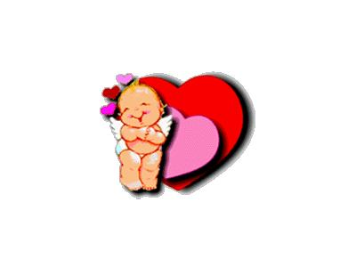 Greetings Cupid03 Color Valentine