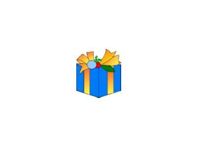 Greetings Gift10 Color Christmas