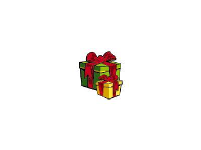Greetings Gift13 Color Christmas