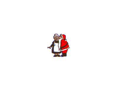 Greetings Santa22 Color Christmas