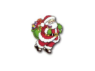 Greetings Santa49 Color Christmas