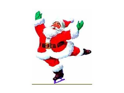 Greetings Santa57 Color Christmas