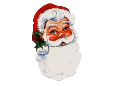 Greetings Santa93 Color Christmas
