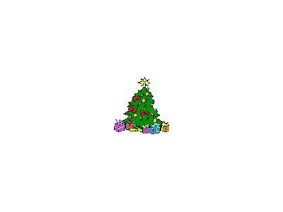 Greetings Tree01 Color Christmas