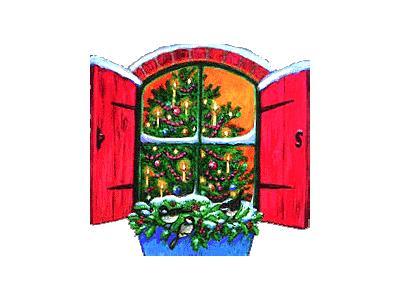 Greetings Tree16 Color Christmas