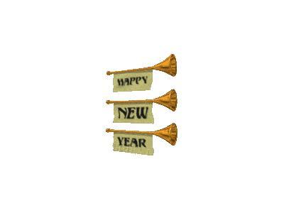 Greetings NYgreeting3 Animated New Year