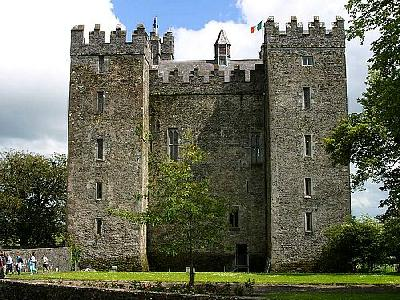 Photo Bunratty Castle Building
