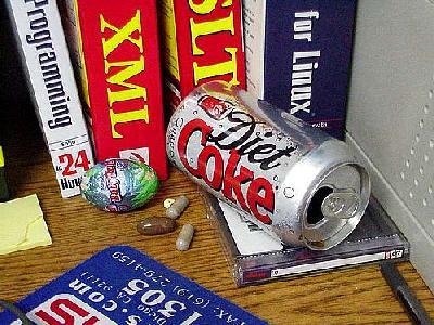Photo Diet Coke Drink