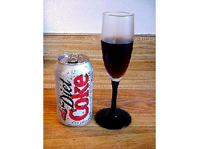 Photo Diet Coke 3 Drink