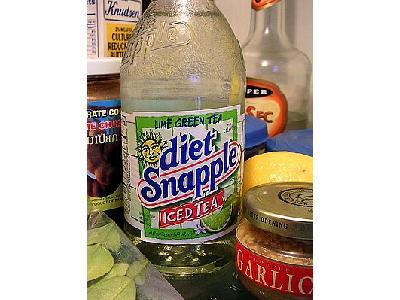 Photo Snapple Drink
