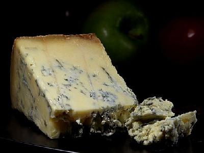 Photo Blue Stilton Cheese Food